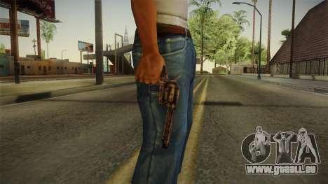 Silent Hill 2 - Pistol 2 für GTA San Andreas