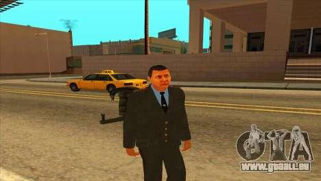 Karpov v1 pour GTA San Andreas