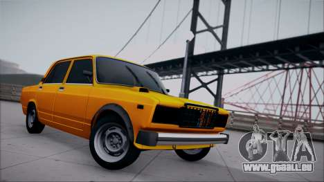 VAZ 2105 patch 1.1 pour GTA San Andreas