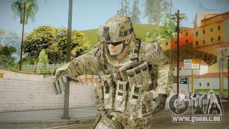 Multicam US Army 1 v2 für GTA San Andreas