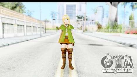 Hyrule Warriors - Linkle pour GTA San Andreas deuxième écran
