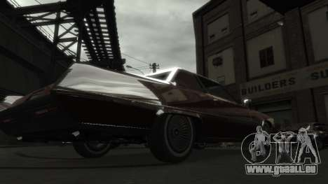 ENB Config by avydrado für GTA 4 weiter Screenshot