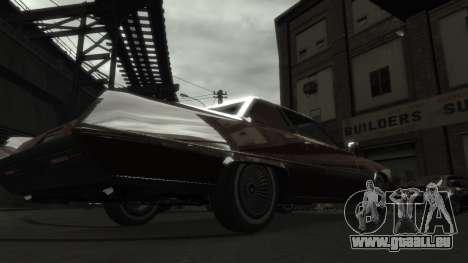 ENB Config by avydrado für GTA 4 weiter Screenshot