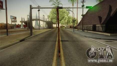 Silent Hill 2 - Weapon 1 pour GTA San Andreas deuxième écran