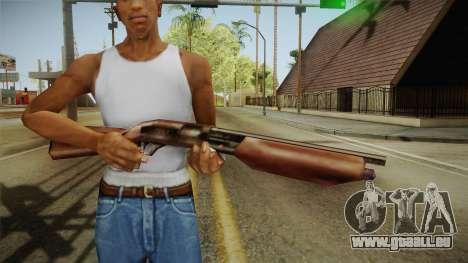 Silent Hill 2 - Shotgun pour GTA San Andreas troisième écran
