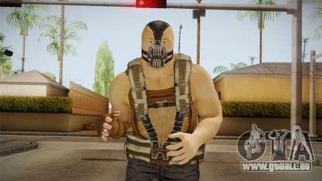 The Dark Knight Rises - Bane pour GTA San Andreas