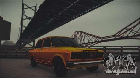 VAZ 2105 Pigler 1.0 für GTA San Andreas