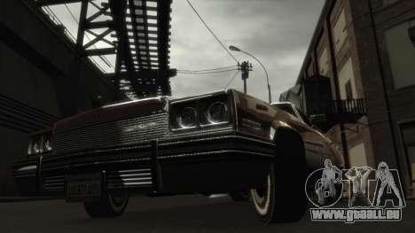 ENB Config by avydrado pour GTA 4 cinquième écran