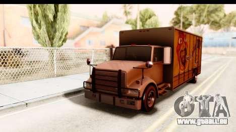 GTA 4 Vapid Benson pour GTA San Andreas