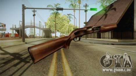 Silent Hill 2 - Shotgun pour GTA San Andreas deuxième écran