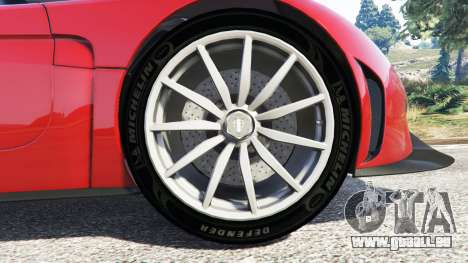 Koenigsegg Regera 2016 v1.1a [add-on] pour GTA 5