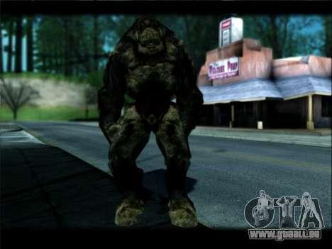 DOOM 3 - Hunter Invulnerability pour GTA San Andreas quatrième écran