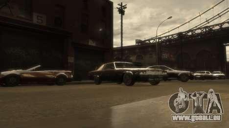 ENB Config by avydrado pour GTA 4 huitième écran