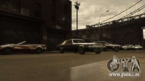 ENB Config by avydrado für GTA 4 achten Screenshot