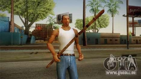 Silent Hill 2 - Weapon 1 pour GTA San Andreas troisième écran
