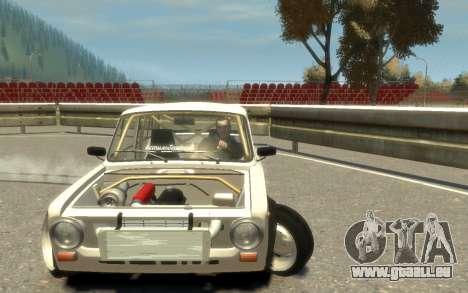 VAZ 2101 Combat Classique (Paul Black prod.) pour GTA 4 est un droit