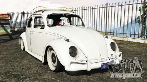 Volkswagen Fusca 1968 v1.0 [add-on] für GTA 5