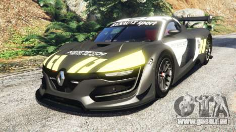 Renault Sport RS 01 2014 Police Interceptor [a] pour GTA 5