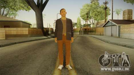 Quantum Break - William Joyce (Dominic Monaghan) für GTA San Andreas zweiten Screenshot