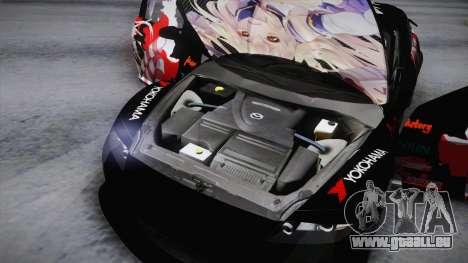 Mazda RX-8 VIP Stance Shimakaze Itasha pour GTA San Andreas vue de côté
