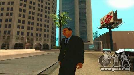 Karpov v1 pour GTA San Andreas troisième écran
