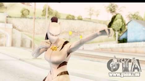 Marvel Future Fight - White Tiger für GTA San Andreas