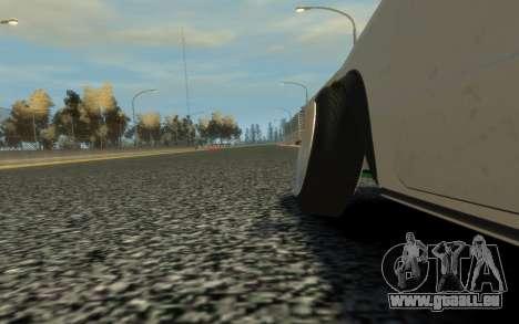 VAZ 2101 Combat Classique (Paul Black prod.) pour GTA 4 est une vue de l'intérieur
