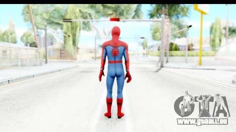 Marvel Heroes - Spider-Man Civil War für GTA San Andreas dritten Screenshot