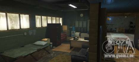 Open All Interiors v5 pour GTA 5