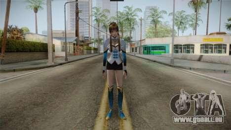 Wang Yuanji DW7 für GTA San Andreas zweiten Screenshot