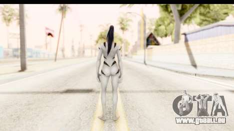 Marvel Future Fight - White Tiger für GTA San Andreas dritten Screenshot