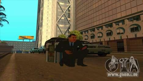 Karpov v1 pour GTA San Andreas sixième écran