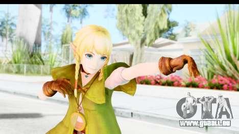 Hyrule Warriors - Linkle pour GTA San Andreas