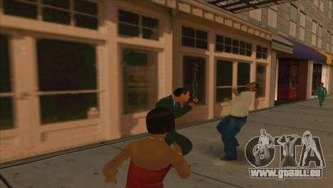 Karpov v1 pour GTA San Andreas cinquième écran
