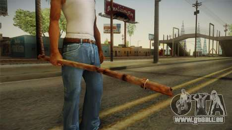Silent Hill 2 - Weapon 1 pour GTA San Andreas