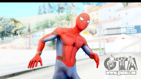 Marvel Heroes - Spider-Man Civil War für GTA San Andreas