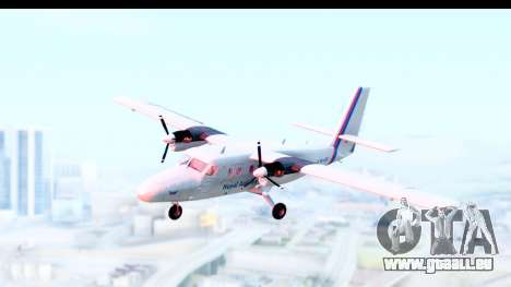 DHC-6-400 Nepal Airlines für GTA San Andreas
