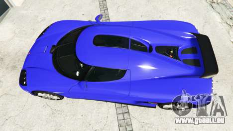 Koenigsegg CCX 2006 [Autovista] v2.0 [add-on] pour GTA 5