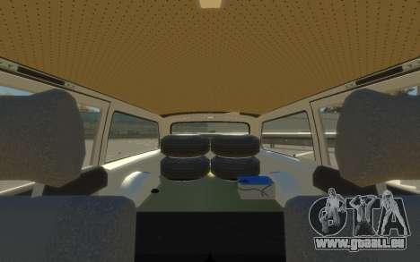 ГАЗ 310221 (Paul Schwarz prod.) für GTA 4 hinten links Ansicht