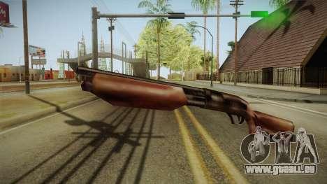 Silent Hill 2 - Shotgun pour GTA San Andreas