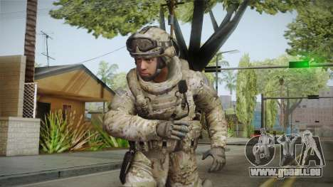 Multicam US Army 5 v2 pour GTA San Andreas