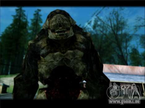 DOOM 3 - Hunter Invulnerability pour GTA San Andreas troisième écran