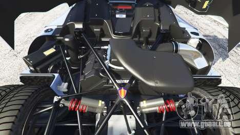 Koenigsegg CCX 2006 [Autovista] [replace] für GTA 5