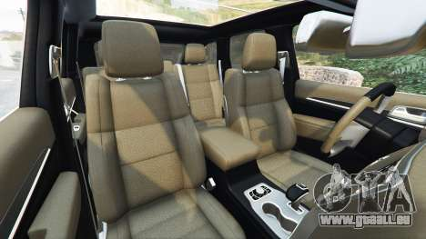 Jeep Grand Cherokee SRT-8 2014 [replace] für GTA 5