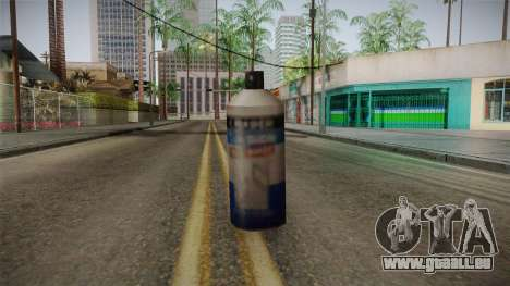 Silent Hill 2 - Can pour GTA San Andreas troisième écran