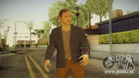 Quantum Break - William Joyce (Dominic Monaghan) für GTA San Andreas