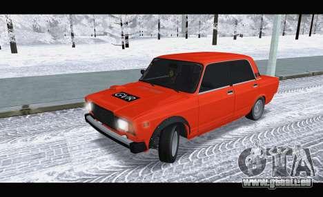 VAZ 2105 patch v3 pour GTA San Andreas