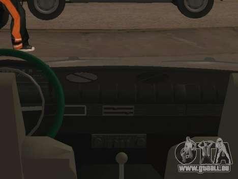 VAZ 21013 Krasnojarsk für GTA San Andreas zurück linke Ansicht