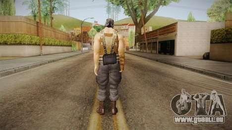 The Dark Knight Rises - Bane für GTA San Andreas dritten Screenshot