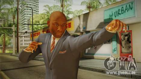 Quantum Break - Martin Hatch (Lance Reddick) für GTA San Andreas